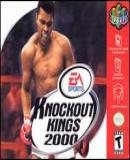 Carátula de Knockout Kings 2000