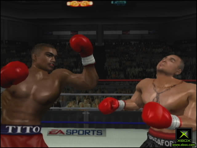 Pantallazo de Knockout Kings 2002 para Xbox