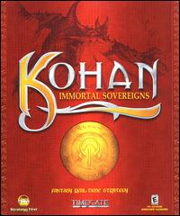 Caratula de Kohan: Immortal Sovereigns para PC