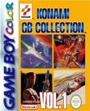Carátula de Konami GB Collection Volume 1
