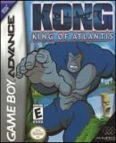 Carátula de Kong: King Of Atlantis