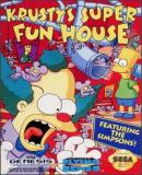 Caratula nº 29621 de Krusty's Super Fun House (200 x 277)