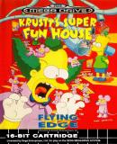 Caratula nº 175927 de Krusty's Super Fun House (640 x 886)