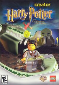 Caratula de LEGO Creator: Harry Potter and the Chamber of Secrets para PC