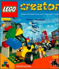 Caratula de LEGO Creator [Jewel Case] para PC