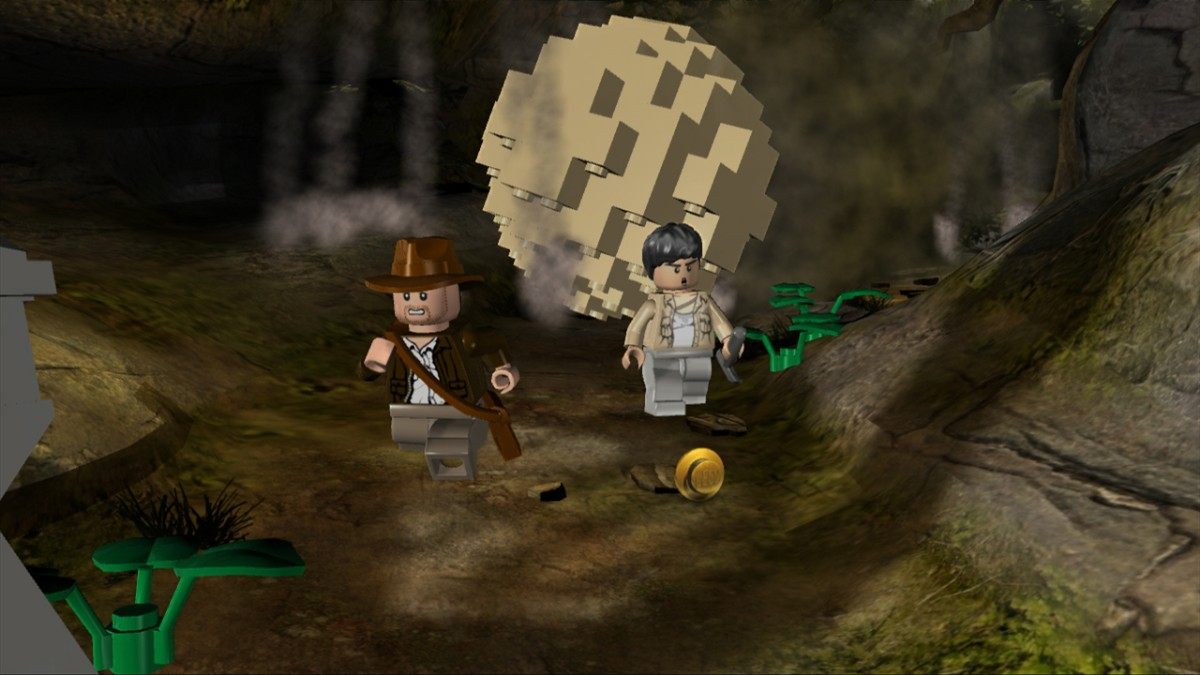 Pantallazo de LEGO Indiana Jones: La trilogía original para PlayStation 3