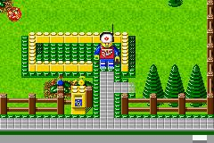 Pantallazo de LEGO Island 2: The Brickster's Revenge para Game Boy Advance