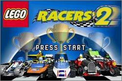 Pantallazo de LEGO Racers 2 para Game Boy Advance