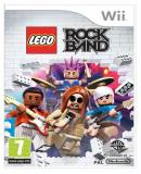 Carátula de LEGO Rock Band