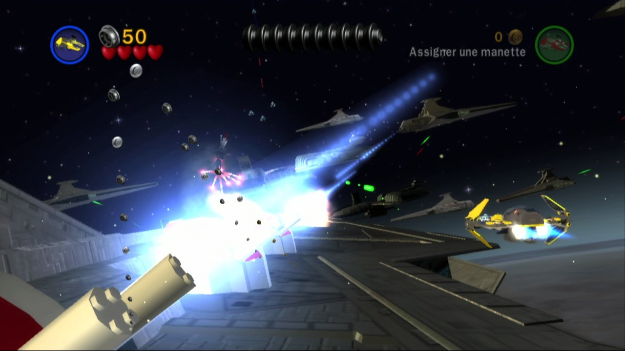 Pantallazo de LEGO Star Wars: The Complete Saga para PlayStation 3