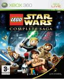 Carátula de LEGO Star Wars: The Complete Saga