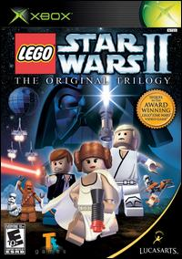 Caratula de LEGO Star Wars II: The Original Trilogy para Xbox