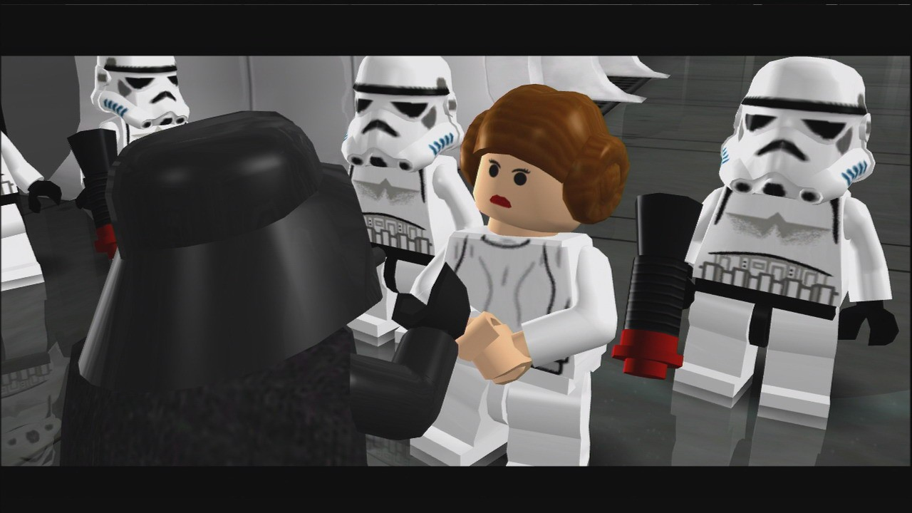Pantallazo de LEGO Star Wars II: The Original Trilogy para Xbox 360