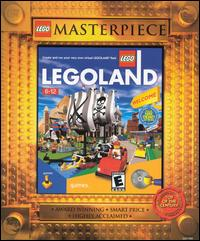 Caratula de LEGOLAND: Masterpiece Edition para PC