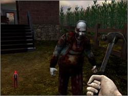 Pantallazo de Land of the Dead: Road to Fiddler's Green para Xbox