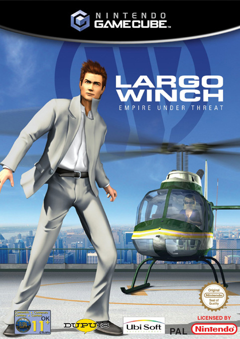 Caratula de Largo Winch: Empire Under Threat para GameCube