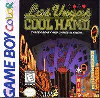 Caratula de Las Vegas Cool Hand para Game Boy Color