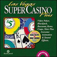 Caratula de Las Vegas Super Casino Plus [1999] para PC