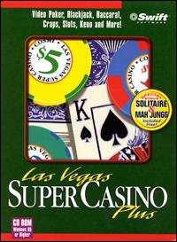 Caratula de Las Vegas Super Casino Plus para PC