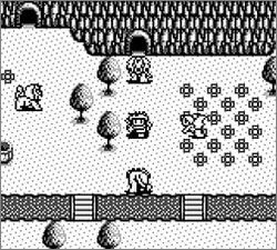 Pantallazo de Last Bible II para Game Boy
