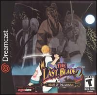 Caratula de Last Blade 2: Heart of the Samurai, The para Dreamcast