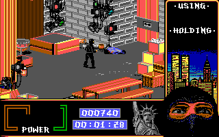 Pantallazo de Last Ninja 2: Back With a Vengeance, The para PC