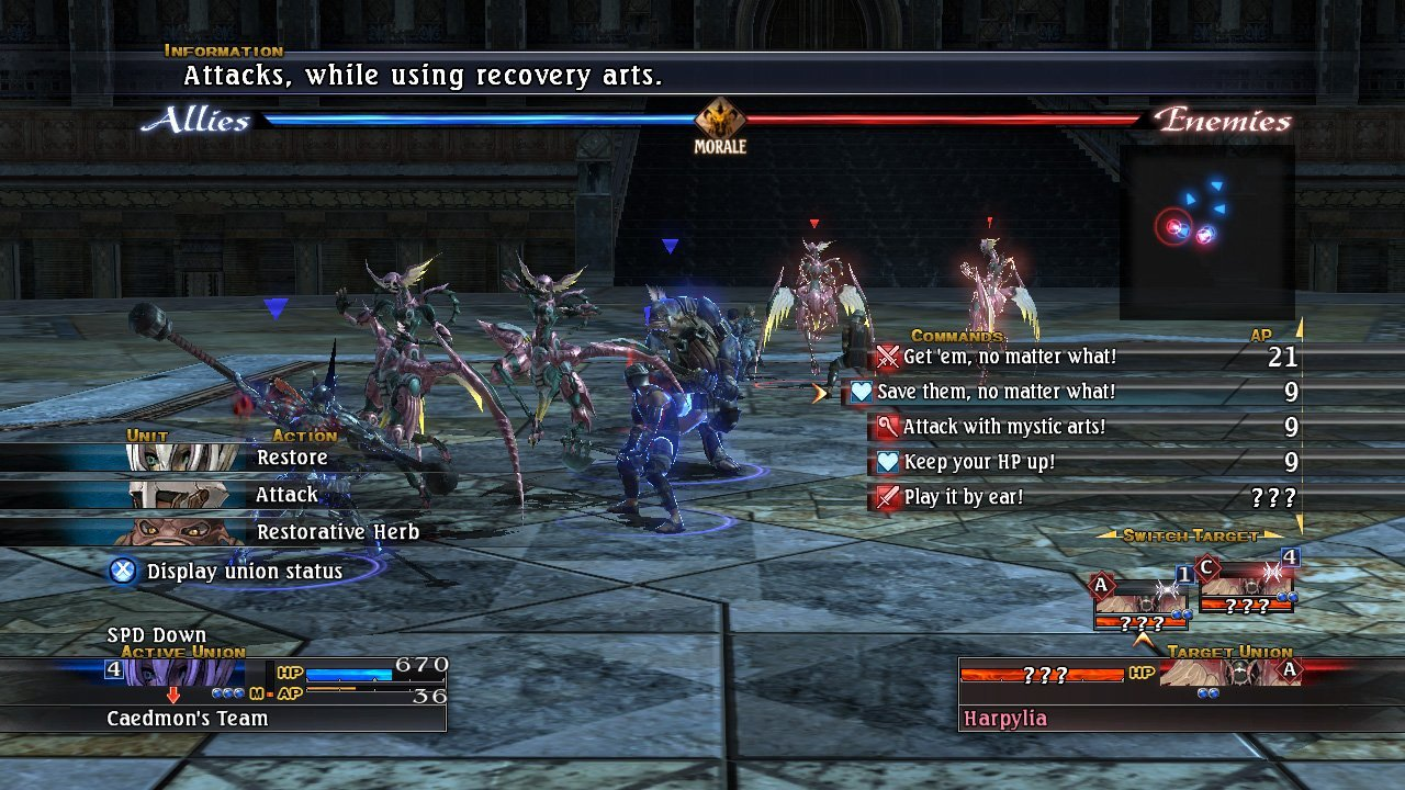 Pantallazo de Last Remnant, The para PC