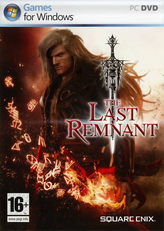 Caratula de Last Remnant, The para PC