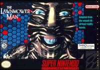 Caratula de Lawnmower Man, The para Super Nintendo