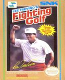 Caratula nº 211800 de Lee Trevino's Fighting Golf (640 x 934)