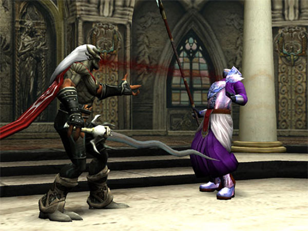 Legacy Of Kain Defiance Pc