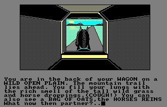 Pantallazo de Legend Of Apache Gold, The para Amstrad CPC