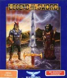 Caratula de Legend Of The Sword para Atari ST