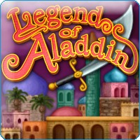 Caratula de Legend of Aladdin para PC