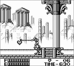 Pantallazo de Legend of Dracula II para Game Boy