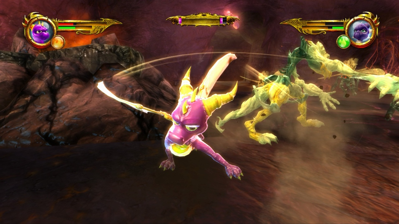 Pantallazo de Legend of Spyro: Dawn of the Dragon, The para PlayStation 3