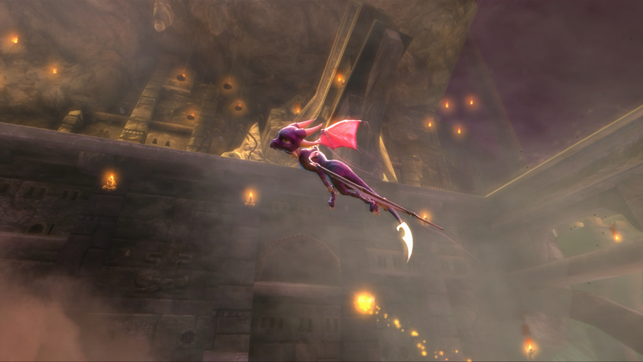 Pantallazo de Legend of Spyro: Dawn of the Dragon, The para Xbox 360
