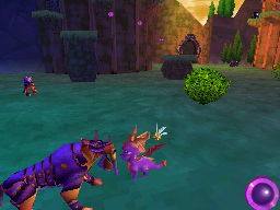 Pantallazo de Legend of Spyro: The Eternal Night para Nintendo DS
