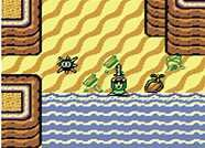 Pantallazo de Legend of Zelda, The - Link's Awakening DX para Game Boy Color