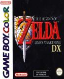 Carátula de Legend of Zelda, The - Link's Awakening DX