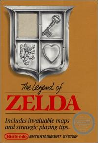 Caratula de Legend of Zelda, The para Nintendo (NES)