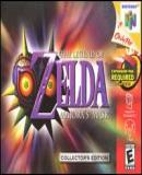 Carátula de Legend of Zelda: Majora's Mask, The