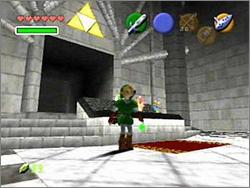 Pantallazo de Legend of Zelda: Ocarina of Time, The para Nintendo 64