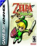 Carátula de Legend of Zelda: The Minish Cap, The