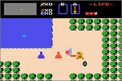 Pantallazo de Legend of Zelda [Classic NES Series], The para Game Boy Advance