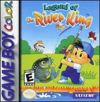 Caratula de Legend of the River King para Game Boy Color