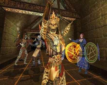 Pantallazo de Legends of Might and Magic para PC