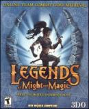 Carátula de Legends of Might and Magic