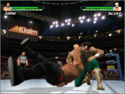 Pantallazo de Legends of Wrestling: Showdown para Xbox