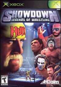 Caratula de Legends of Wrestling: Showdown para Xbox